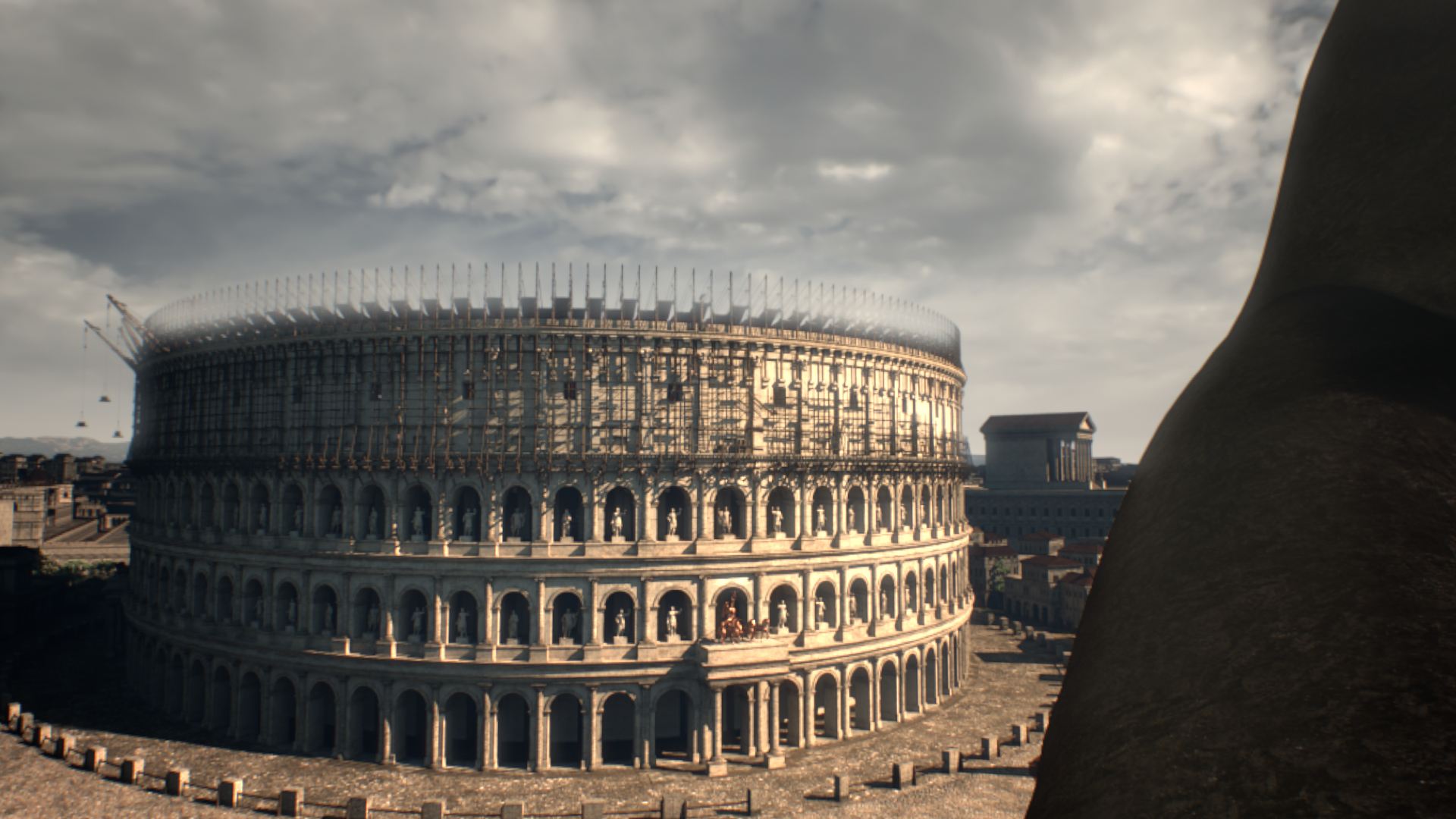 colosseum and gladiators The gladiators originally performed at etruscan funerals, no doubt with intent to  give the dead man armed into the colosseum to enjoy gladiatorial combat.